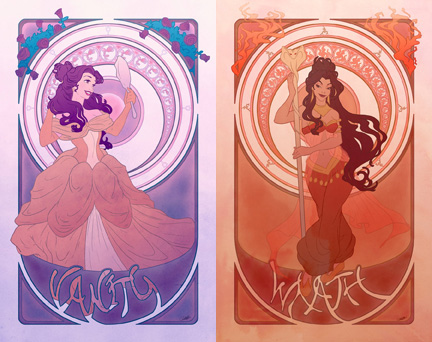 7 Deadly Sins of Disney Princesses (3/3)