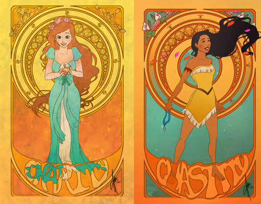 7 Virtues of Disney Princesses (3/3)