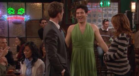 HIMYM Season 7, Episode 3 Review: The Ducky Tie   CorinaWrites
