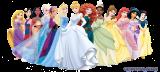 Which Disney Princesses are TrueRoyalty?