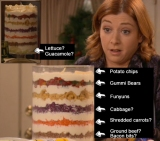 HIMYM: Mrs. Eriksen's Secret 7 Layer SaladRecipe