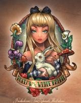Disney Princess Pinup Girl Tattoo – Alice inWonderland!