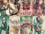 More Tim Shumate Pin-Ups &Prints
