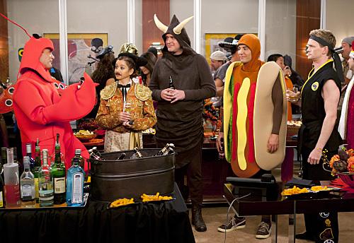 2010 HIMYM Halloween Costumes  sc 1 st  CorinaWrites & Happy HIMYM Halloween! | CorinaWrites