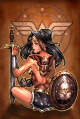 Wonder Woman by Tim Shumate