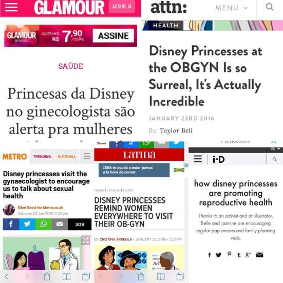 PP Princesses Viral